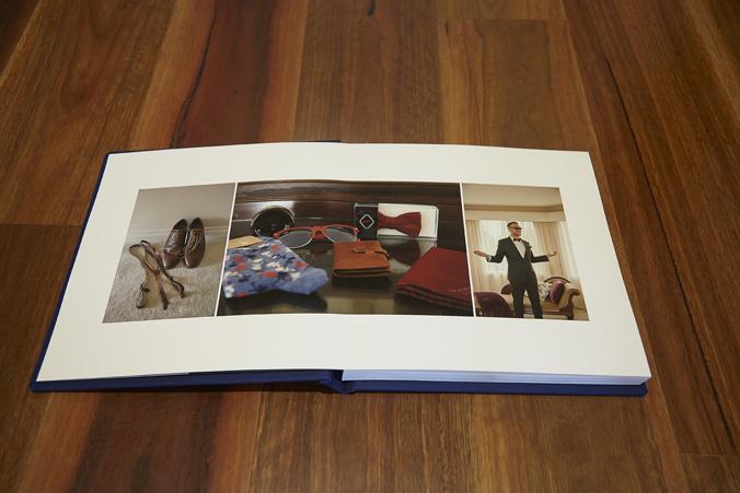 Donnini Wedding Album Page 2