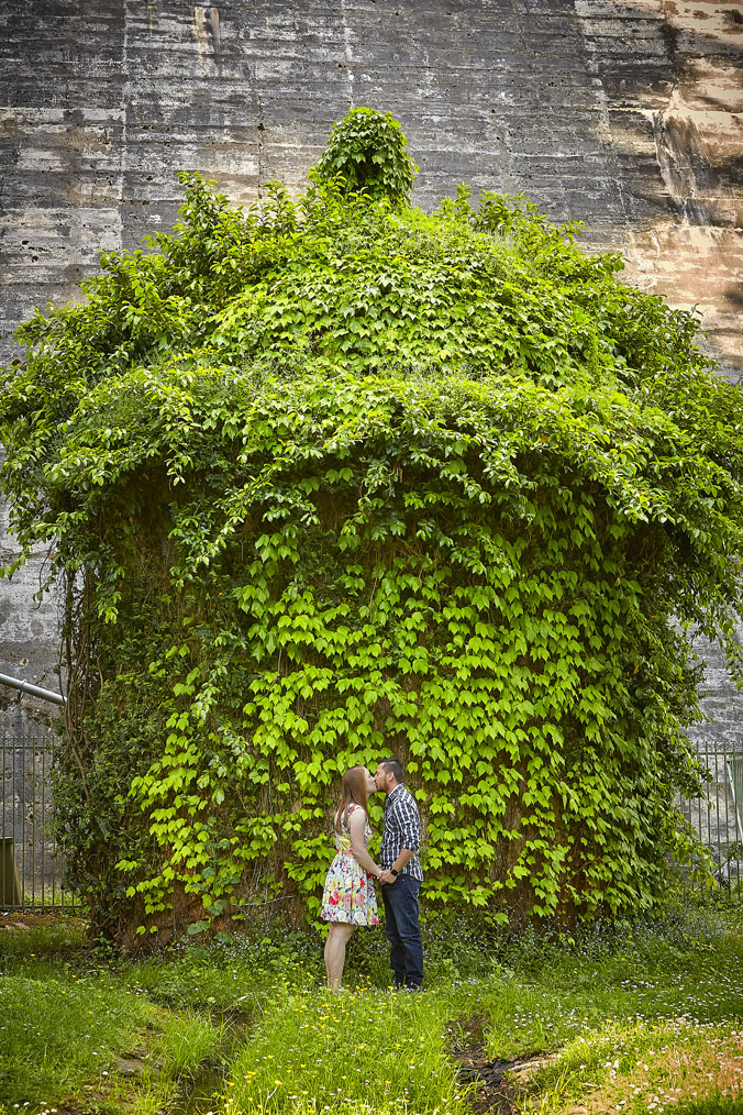 Healesville Engagement portraits 14