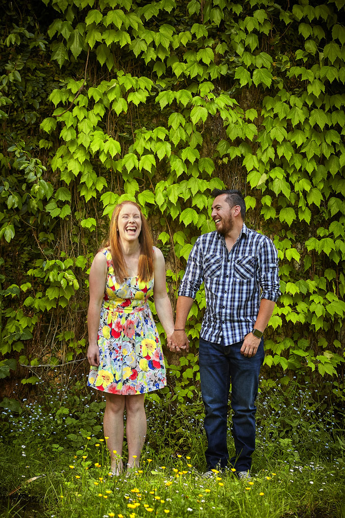 Healesville Engagement portraits 13