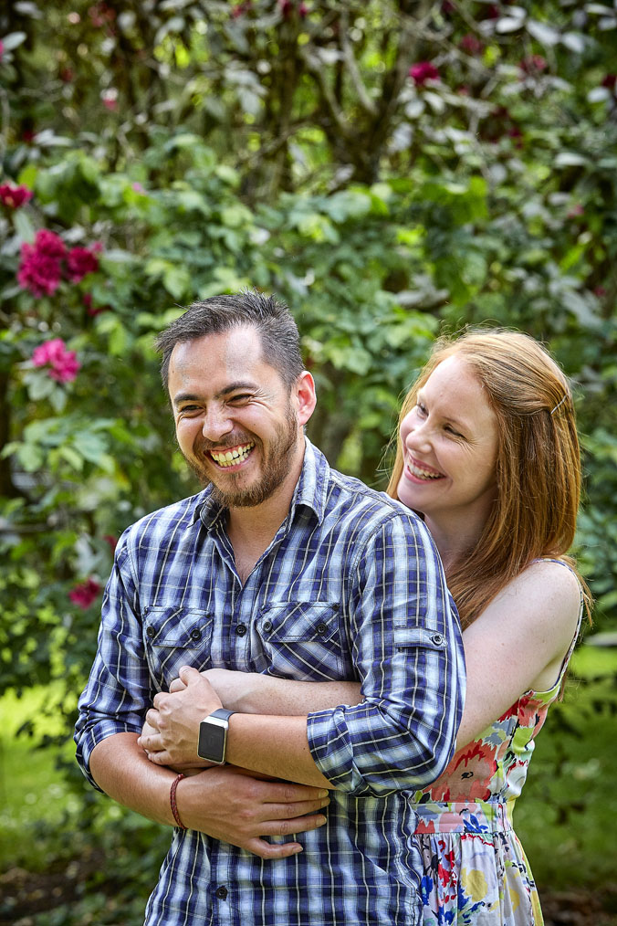 Healesville Engagement portraits 11