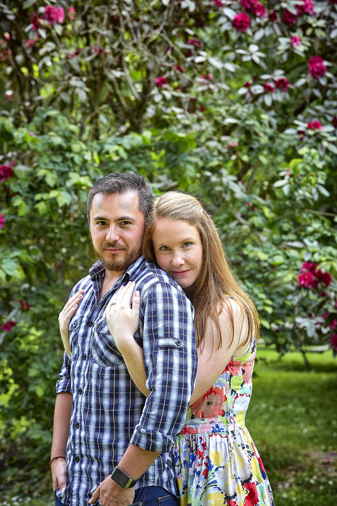 Healesville Engagement portraits 9